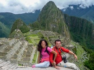itinerantum at Machu Picchu