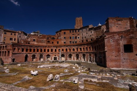 Trajan's Market Rome