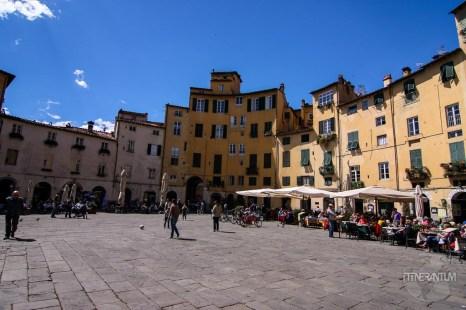 Amphitheatre Square Lucca