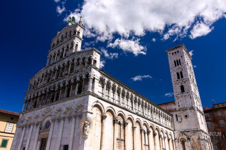 Church San Michele Foro Lucca