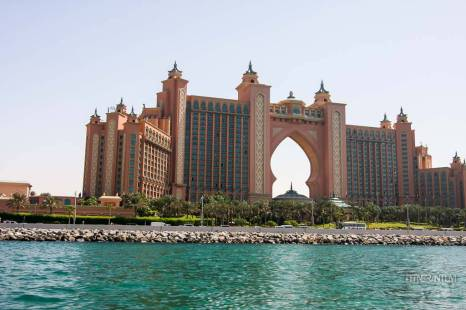 view of the atlantis, dubai