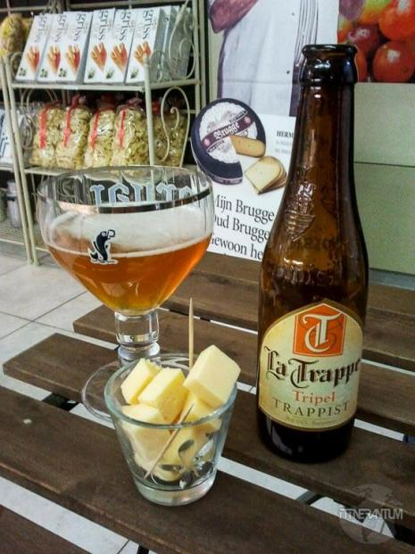 Dutch trappist beer