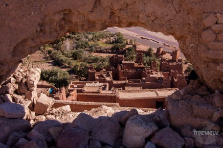 fortified city of Aït Benhaddou, morocco itinerary