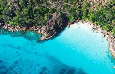 Curieuse Island Coast