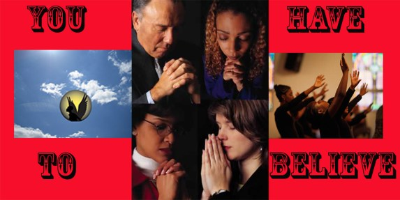 Pray That You Have to Pray no More