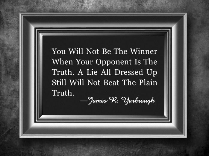 The Plain Truth 8-20-15