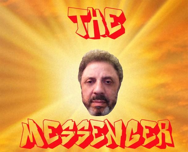The Messenger Sun Graffiti 2-21-16