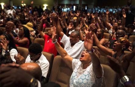 Black Folks Worshiping