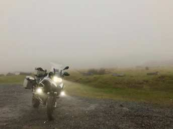 BMW R1200GS Adventure Rallye