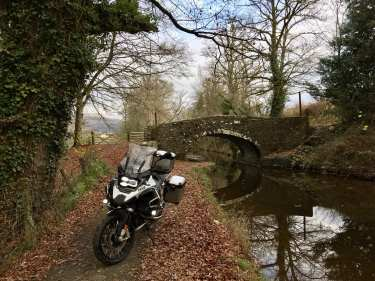 BMW R1200GSA LC in Wales