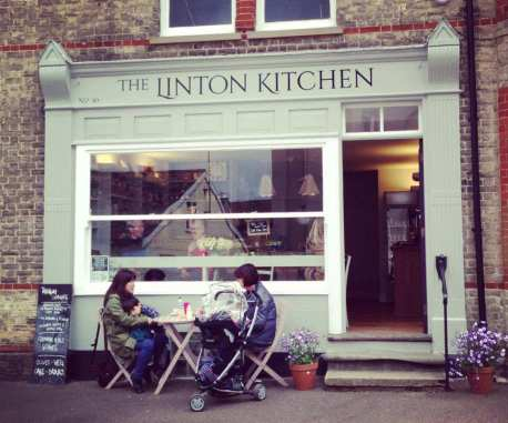 The Linton Kitchen in Linton, Cambridgeshire