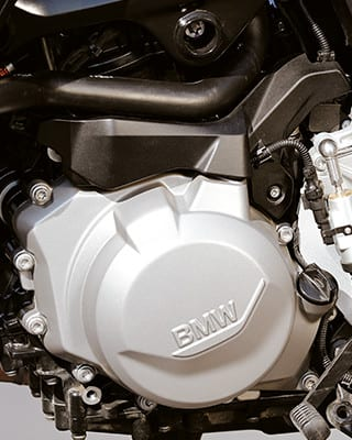 BMW F750GS engine