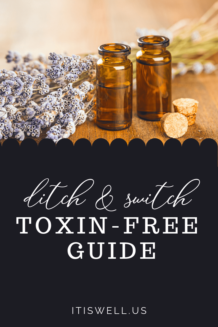 Ditch & Switch Toxin-Free Guide