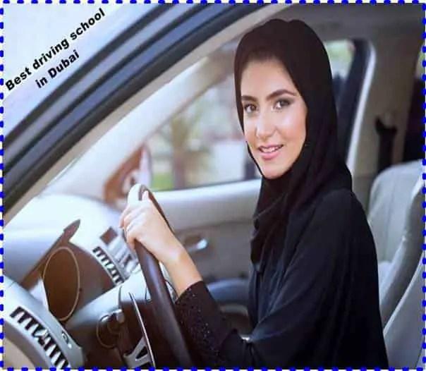 Best driving school in Dubai