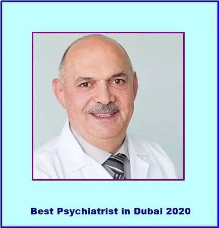 psychiatrist in Dubai