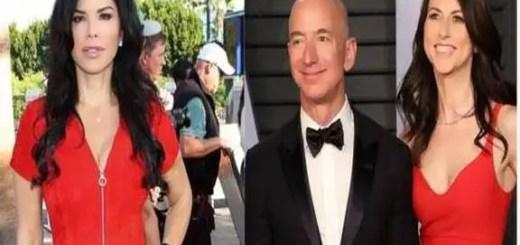 Does Jeff Bezos have a glass eye
