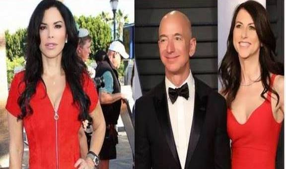 Does Jeff Bezos have a glass eye