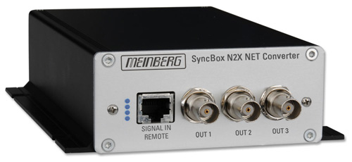 Meinberg N2X Syncbox product image