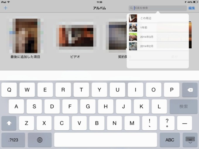 IMG ipad photo search edit