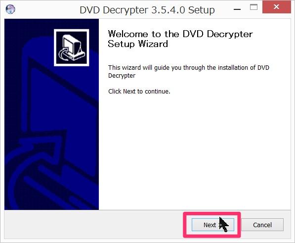 Img DVD Decrypter install 02