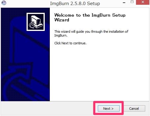 Img imgburn install 02