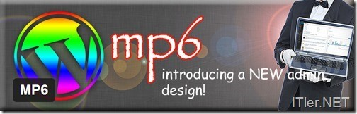 mp6-wordpress-admin-design