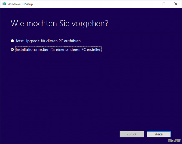 Windows 10 - Clean Install - USB Stick - ISO File (1) (Kopie)