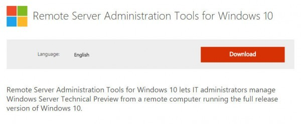 Remote-Server-Administraton-Tools-Windows-10