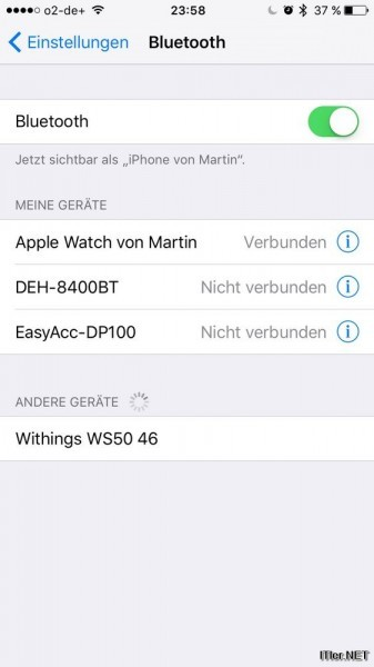 Withings Waage WS-50 im Test (9)