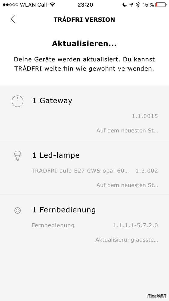 IKEA Tradfri im Test – smarte Beleuchtung für alle?