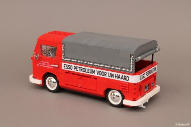 "Il VW T1 ""telonato""."