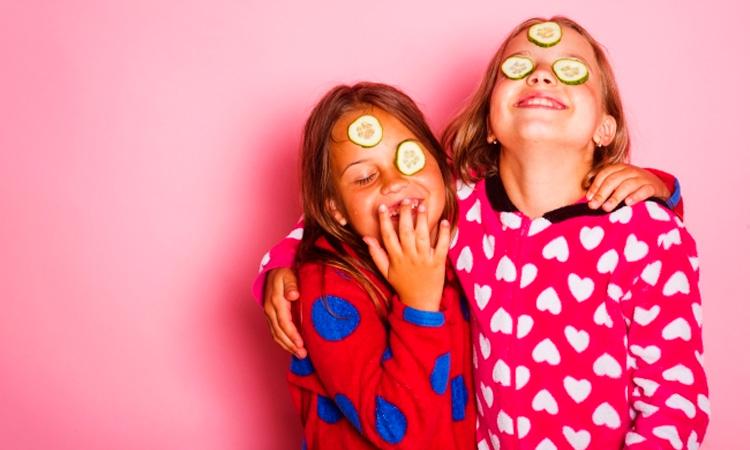 O que fazer quando seu filho ou filha tem olheiras? It Mãe