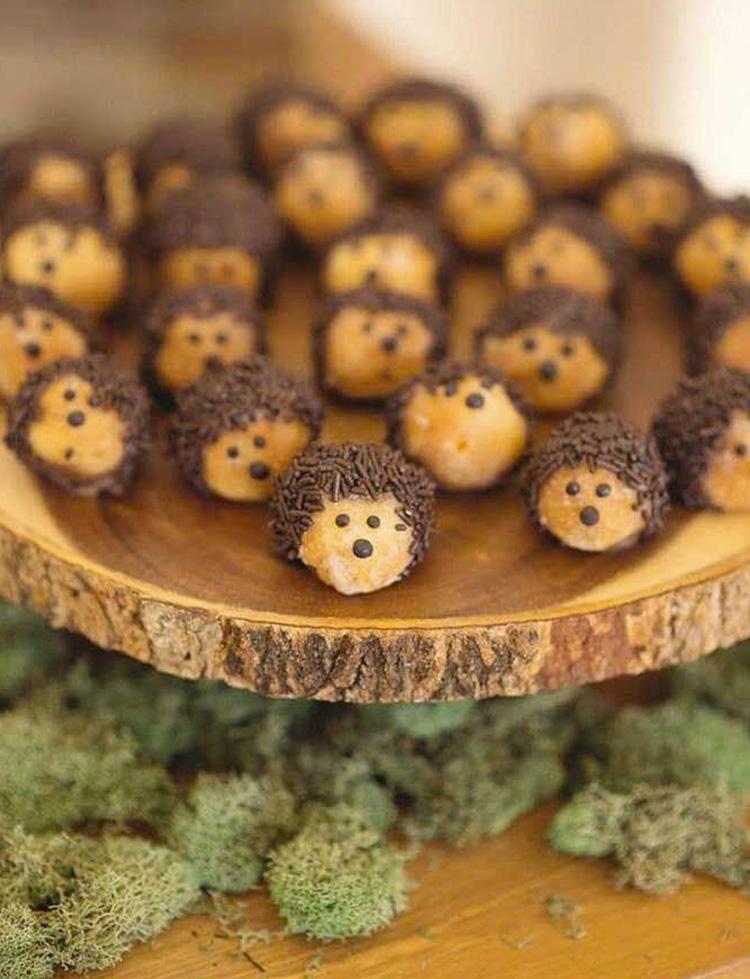 Festa Masha e o Urso doces decorados It Mãe