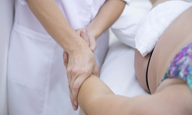 Drenagem linfática na gravidez Inovar Saúde - It Mãe