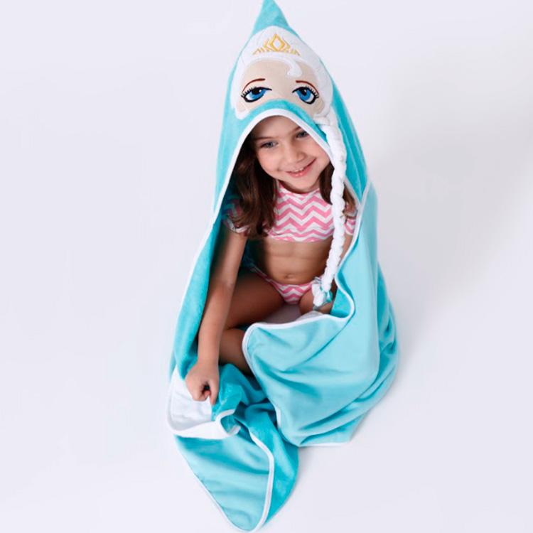 Toalha infantil Frozen Eumini - It Mãe