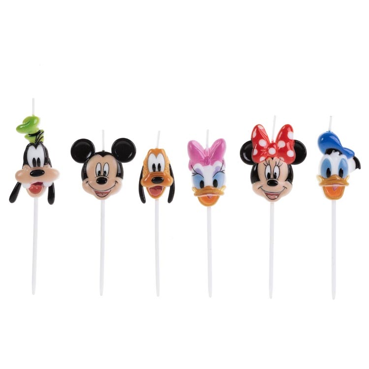 Personagens coloridos Festa Disney - It Mãe
