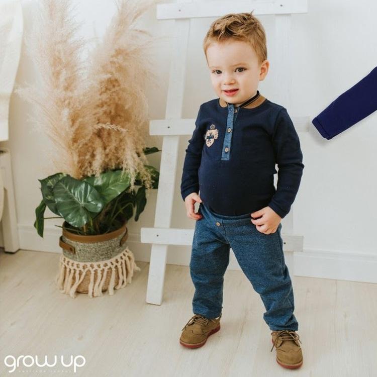 calça jeans grow up it mãe