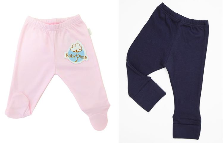 calça para bebê recém-nascido baby pima it mãe