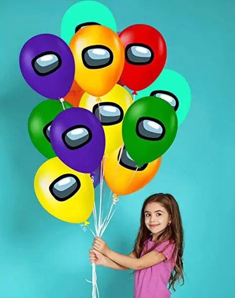 It Mãe - Rica Festa - Balões