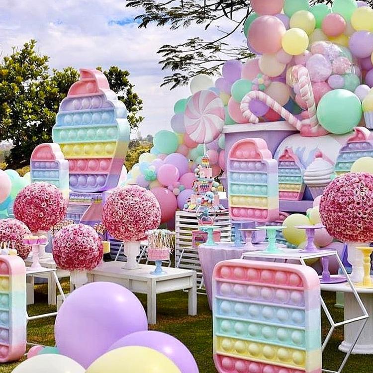 Decor Mesa Festa Fidget Toys - It Mãe