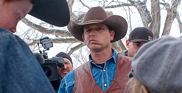 Ryan Bundy. Photo credit: Phil Taylor//File/E&E News