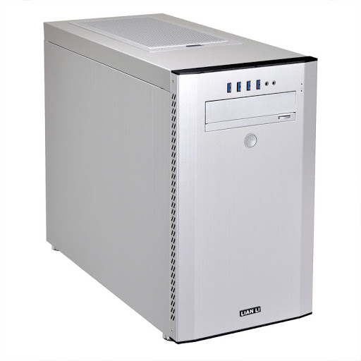 LianLi PC-A51 Mid Tower PC Chasis - Silver 2