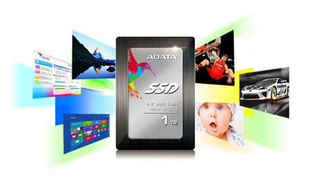 Adata SP610 SSD - High Capacity