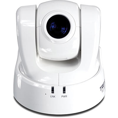 TRENDnet TV-IP612P Hi-Resolution PTZ Cam - 01 Front