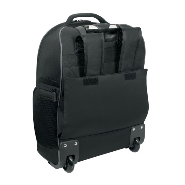 Targus TSB750AP Compact Rolling Backpack - Wheels