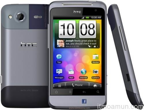 HTC Facebook Mobile