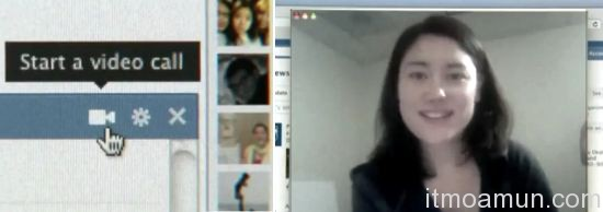 facebook annouces video chat