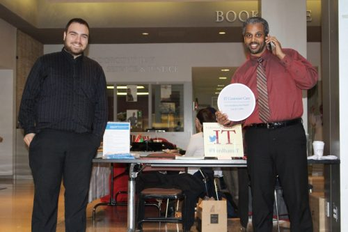 Joe DiBartolo and Omar Cheikh ITCC Specialists