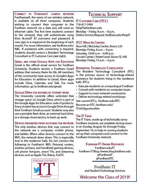 2015 Parent Newsletter page 2