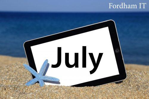 Happy July!
